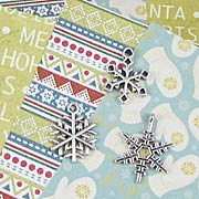 Snowflakes and Mittens Gift Kit - SOLD OUT
