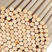 1/8 Inch Wooden Dowels