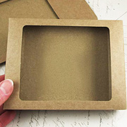 Small Paper Theatre Boxes*