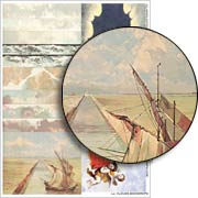 Clouds Backdrops Collage Sheet