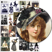 A Witchy Encore Collage Sheet