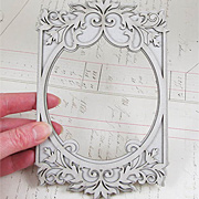 Bordeaux Layered Chipboard Frame*