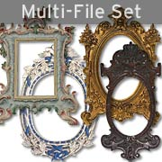 Elegant Frames Set Download