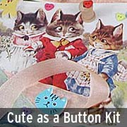 February 2015 Kit - Cute as a Button - SOLD OUT