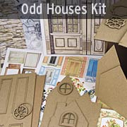 Odd Houses Add-On Kit - SOLD OUT