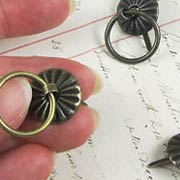 Fluted Ring Pull*