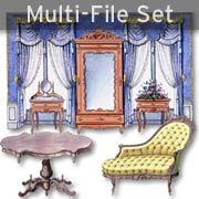Fully Furnished Set Download