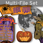Halloween Carnival Set Download