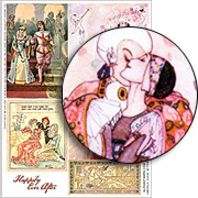 Happily Ever After Collage Sheet