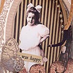 *Cabinet Card Curiosities Swap