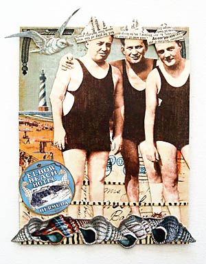 *Beach Postcards Swap