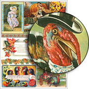 Thanksgiving Collage Sheet