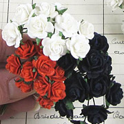 Tiny Paper Roses