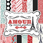 Amour 6x6 Paper Pad*