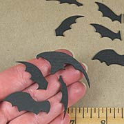 Bat Wings Cut-Outs