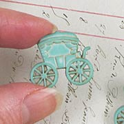 Carriage Buttons