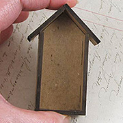 Tiny Little Shadowbox Houses 4