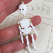 Small Plastic Skeleton