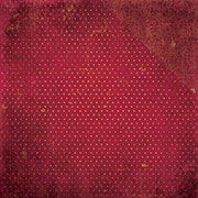 Double Dot Vintage Red Wine Scrapbook Paper