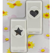 Star and Heart Mini Punch Set