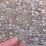 Dolomite Stone Embossed Paper