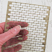 Small Brick Wall Texture Sheet